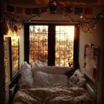 Krevet uz prozor