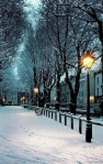 sneg i svetlo