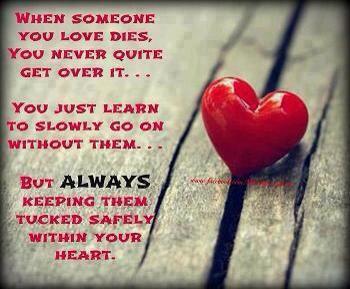 always tucked within heart